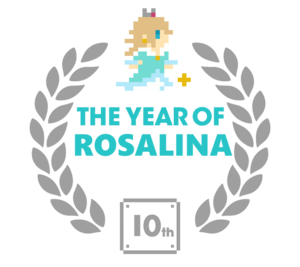 Year of Rosalina Logo