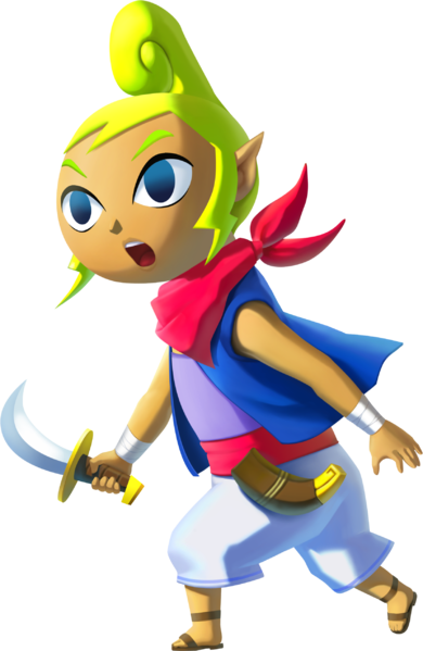 390px-Tetra The Wind Waker HD