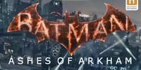 Batman: Ashes Of Arkham