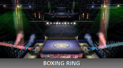 Boxing Ring-SSBC
