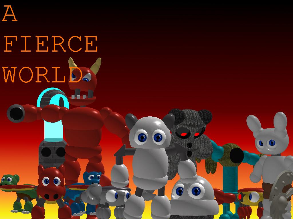 AFierceWorld