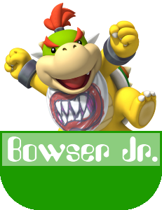 Bowser Jr MRU