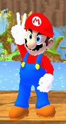 File:Mario classic text.png