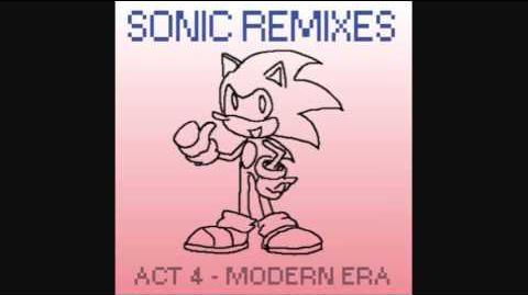 16 - Aquatic Base is Mine! - Sonic Remixes Act 4 - Modern Era