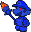 Shadow Mario PMTMF