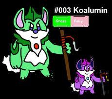 -003 Koalumin