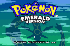 Pokemon Emerald 01