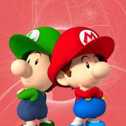 SSWBaby Mario & Baby Luigi