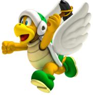Winged Hammer Bro