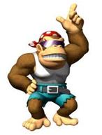 File:Funky Kong - Mario Kart 8 Wii U.png