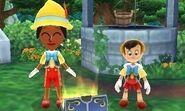 DMW2 - Pinocchio Treasure Box