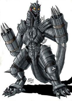 Mechagodzilla Neo