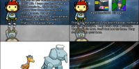 Writing Scribblenauts - The CYOA Sprite Comic - Comic 1
