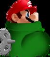 Shoe Mario NSMBVR