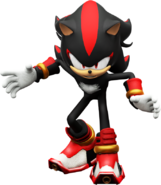 Sonic boom new shadow render