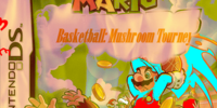 Mario Basketball: Mushroom Tourney