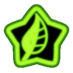 Leaf Ability Star Fallen God