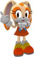 Cream Sonic World