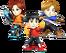 Mii Fighters (Super Smash Bros
