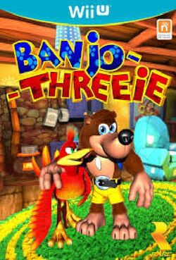 Banjo-Threeie title cover