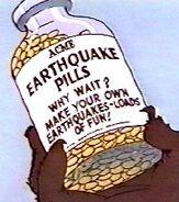 Earthquake Pills