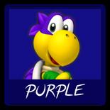 ACL Fantendo Smash Bros X character box - Purple