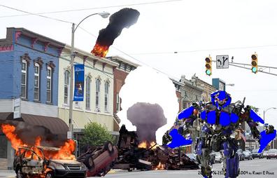 Truckimus Prime Gameplay