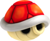 Red Shell NSMBU