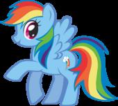 Rainbow Dash 2