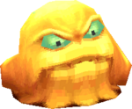 Yellow Jelly (FFIV IOS)