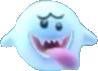 New Super Mario Bros. U Tongue Boo