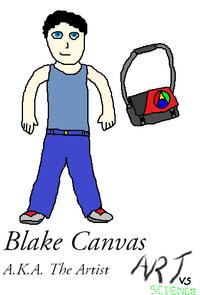 Blake Canvas