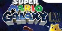 Super Mario Galaxian