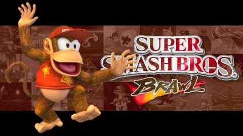 DK Jungle 1 Theme (Barrel Blast) - Super Smash Bros