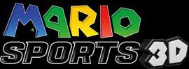 Mario Sport 3D