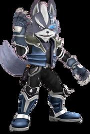 Wolf Smash Bros
