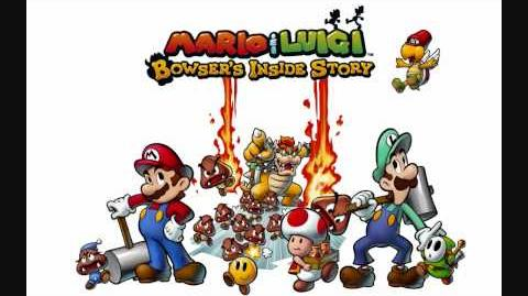 Pokemon Black and White - Mario and Luigi Bowser's Inside Story Boss Battle (Final remix)