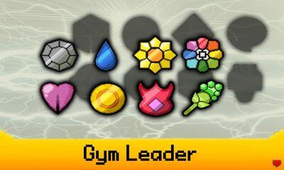 Gym Leader Yγ