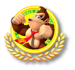 MTO- Donkey Kong Icon