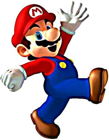 File:Mario marching Underpainting 1.jpg