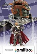 Amiibo - SSB - Ganondorf - Box