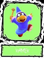 Kamek Character SSBR