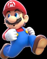 Mario Artwork (alt) - Super Mario 3D World