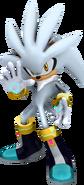 Silver goofball