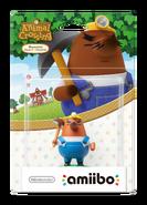 Amiibo - Animal Crossing - Resetti - Box