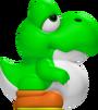 Green Baby Yoshi