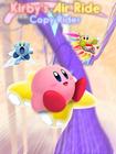 Kirby's Air Ride Copy Rider Logo