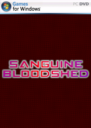 Sanguine Bloodshed Boxart