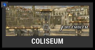 ACL -- Super Smash Bros. Switch stage box - Coliseum