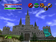 Hyrule Castle by GannySha